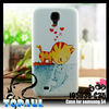 Fashion design animal shaped case for samsung galaxy s 4