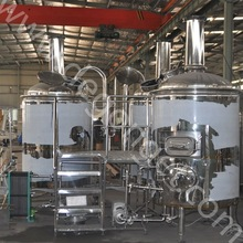 2000L Large High Quality Beer Brewery Equipment / Beer Brewing Machine For Sale