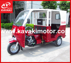 China KAVAKI Bajaj Passenger Auto Rickshaw For Africa