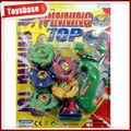 brinquedo de plástico barato beyblades para venda