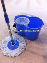 Hurricane Spin Magic Mop 360 Bucket As Seen on TV Spin Magic Microfiber Mop & Bucket