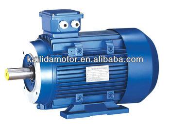 Y2 Series Three Phase Electric Fan Motor 45KW AC Motor