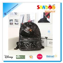 2013 Fashion New Style Shoulder Glitter School Bag