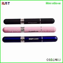 Golden shenzhen supplier mini ego-W new design of round cap pen