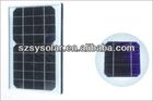 Sales PV solar panels 1.5w 2W 3W 5W MONO POLY