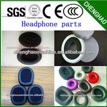 OEM/ODM music headphone/earcap/earmuff parts
