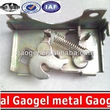 OEM hardware zinc metal stamping zinc steel /stainless steel 50cc motorcycle parts
