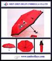 Tudo de bom sexo menina dos desenhos animados no guarda-chuva