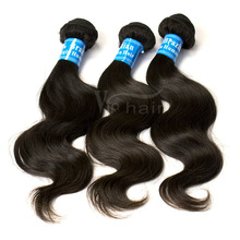 Quality 6A unprocessed black hair extensions pictures