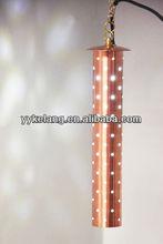 Garden hanging Chandeliers Pendant Lights copper lamp