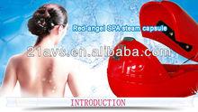 Infrared led light spa capsule massage