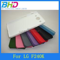 Original custom hard shell PC best cell phone case for LG F240K