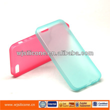 Crystal Clear Transparent Snap-on Hard Protector Skin Cover Cell Phone Case for iphone 5s
