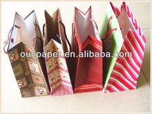 2014 Promotional Thanksgiving Paper Gift Bag