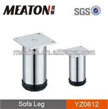 Creative design metal feets for desks