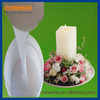 rtv raw materials for candle molds silicone