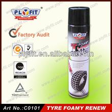 tire foamy cleaner
