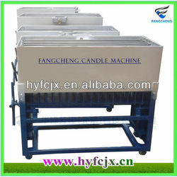 Cheap Price Hot Selling Compact Structure candle making machine in China