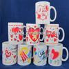 latest design coffee mug ,high quality ceramic mug,gift ceramic mug