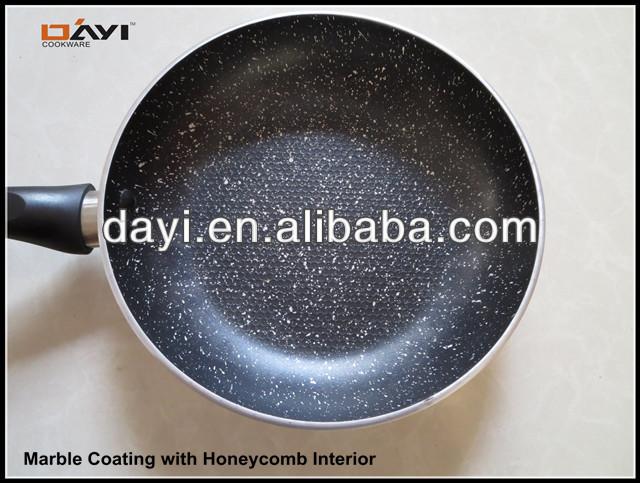 Marble/ Stone Coating Frying Pan