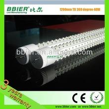 Bbier epistar chip 36w T8 8ft 3400lm 3528 smd led tube lamps