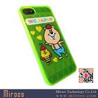 custom soft phone cases ,tpu phone case in heat transfer printing
