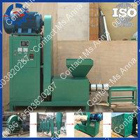 Good quality sawdust log making machine