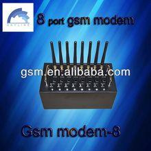 8 port gsm modem gsm quad band network