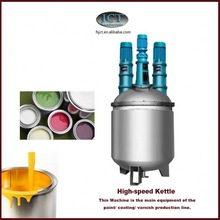 art supplies in painting making machinery