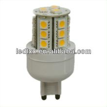 24LED 27LED 48LED SMD G9 led bulb