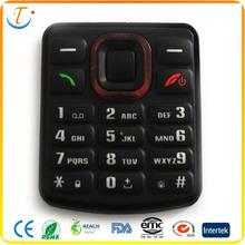 Custom large keypad cell phones
