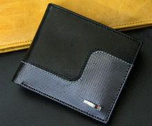 Men Leather Wallet Premium Quality Exclusive Leather Black Spanish