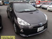 Stock#34340 TOYOTA AQUA G USED CAR FOR SALE [RHD][JAPAN]