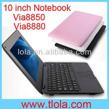 Cheap Colorful Mini Laptop 10 inch