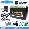 Latest!! Portable Cassette MP3 Converter to PC