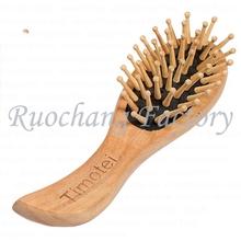 Latest Promotional wooden brush hair brush extension