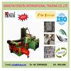2013 Y81 hot sale automatic metal baler machine