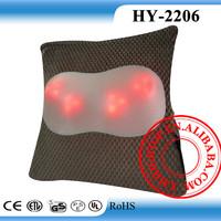 Back vibrator Kneading and Vibration Back Massage Cushion with Heat HY-2206
