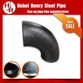 sin costura de acero al carbono tubo acodado de accesorios