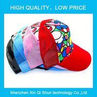 Factory Sale Custom Logo hat quarter