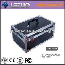Increase The Number Plate Portable Aluminum Toolbox/Shock Compression Military Tank/Air Box Transit/Tool Case