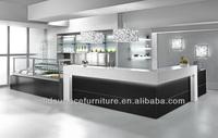 Corian Bar Counter for Restaurant