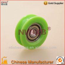 For korea market sliding door fittings roller