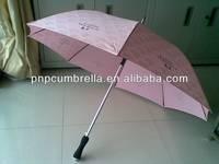 Japanese Style Outdoor Auto Stick Advertising Umbrella