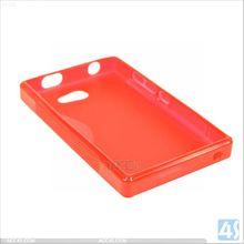 For Nokia Asha 502 TPU Mobile Phone Case Cover P-NokiaAsha502TPU001