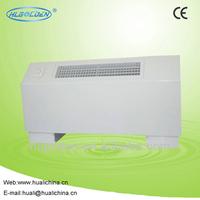 HVAC Vertical Expose Fan Coil,Floor Standing Fan Coil Unit
