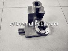 Carboneto de tungstênio placa de válvula para equipamentos de petróleo