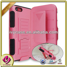 robot stand combo cover case for iPhone 5c