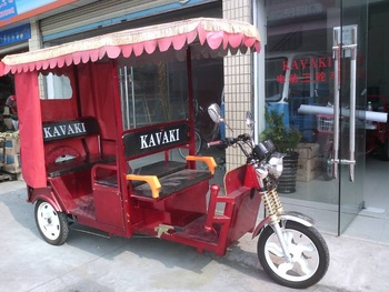2103 Foctory direct sale electric tricycle-KAVAKI MOTOR tricycle factory production line