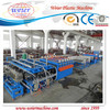 PE/PP Hollow sheet extrusion line